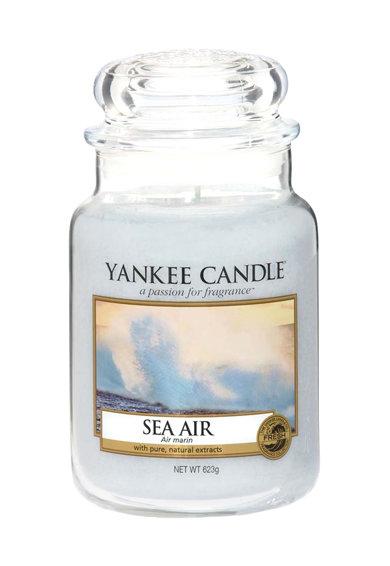 Lumanare parfumata mare in borcan Sea Air de la Yankee Candle