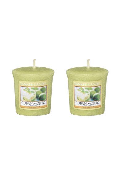 Set de lumanari parfumate Cuban Mojito – 2 piese de la Yankee Candle