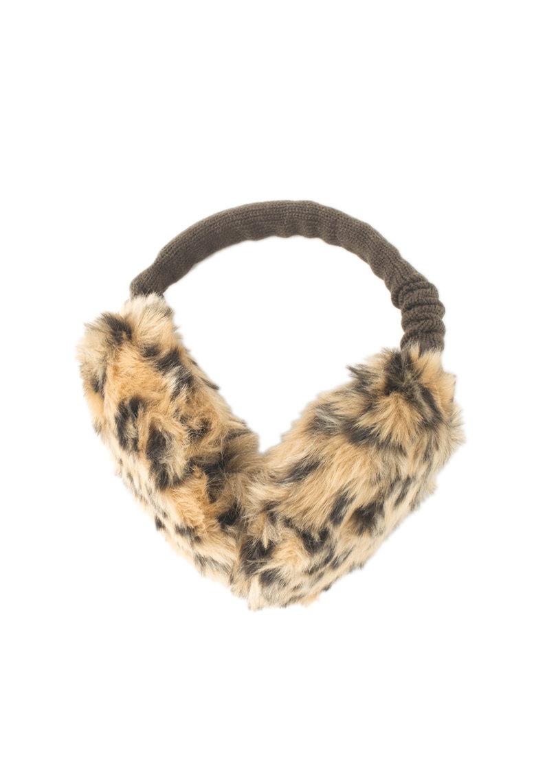 Protectii pentru urechi ajustabile din blana sintetica de la Barts