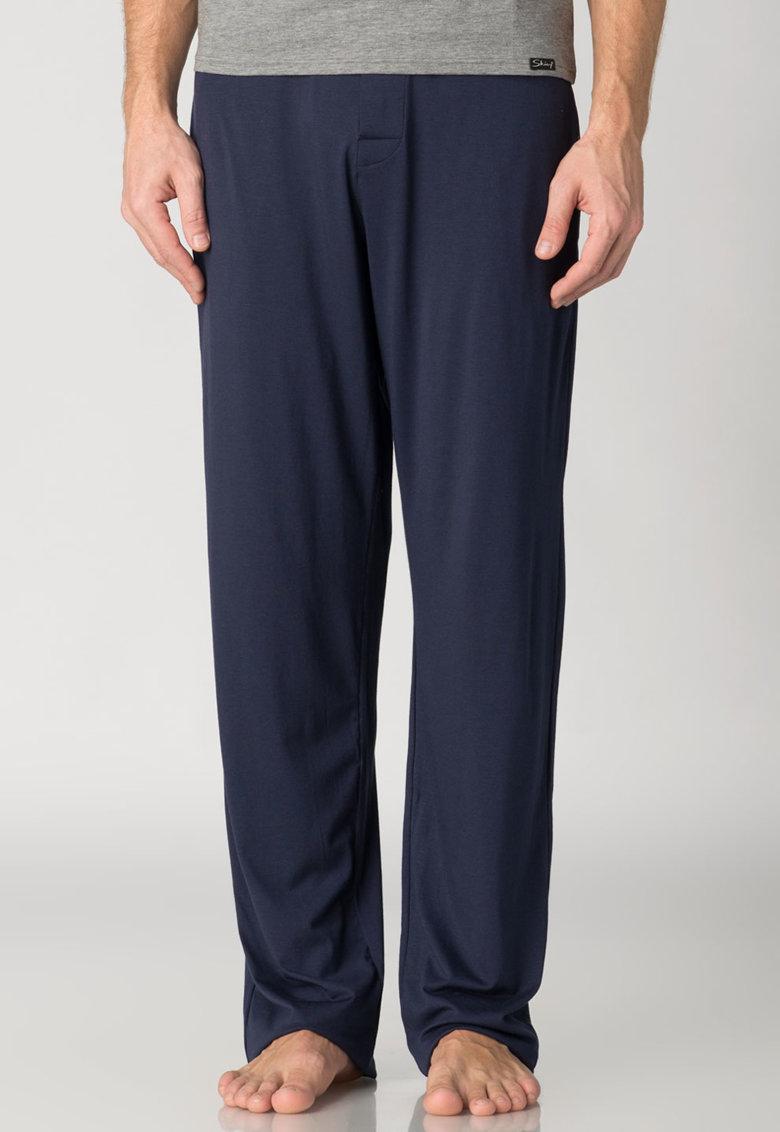 Skiny Pantaloni bleumarin Recreate Moda