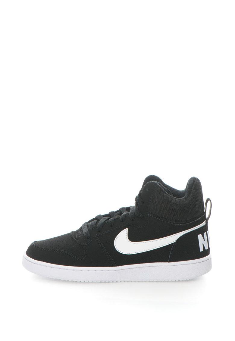 Pantofi sport mid-high Court Borough de la Nike – 838938-010