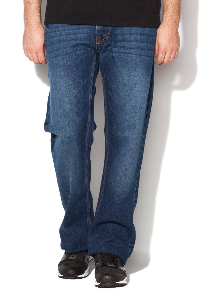 Jeansi albastri Alvaro de la Big Star