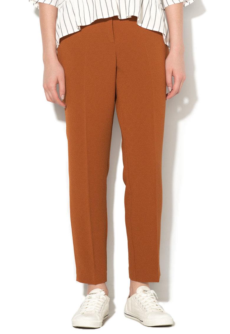 Pantaloni chino oranj stins de la Esprit