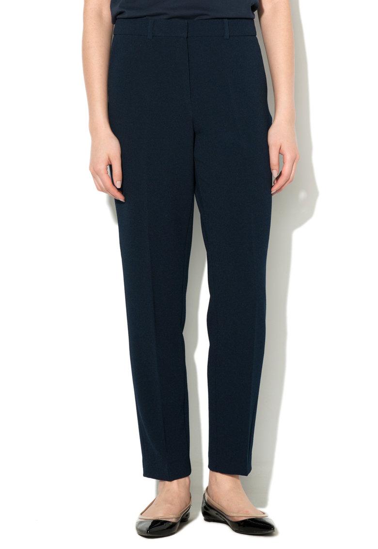 Esprit Pantaloni chino bleumarin