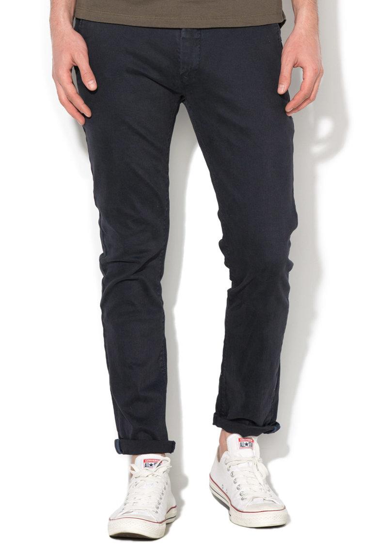 Pantaloni chino bleumarin de la Alcott