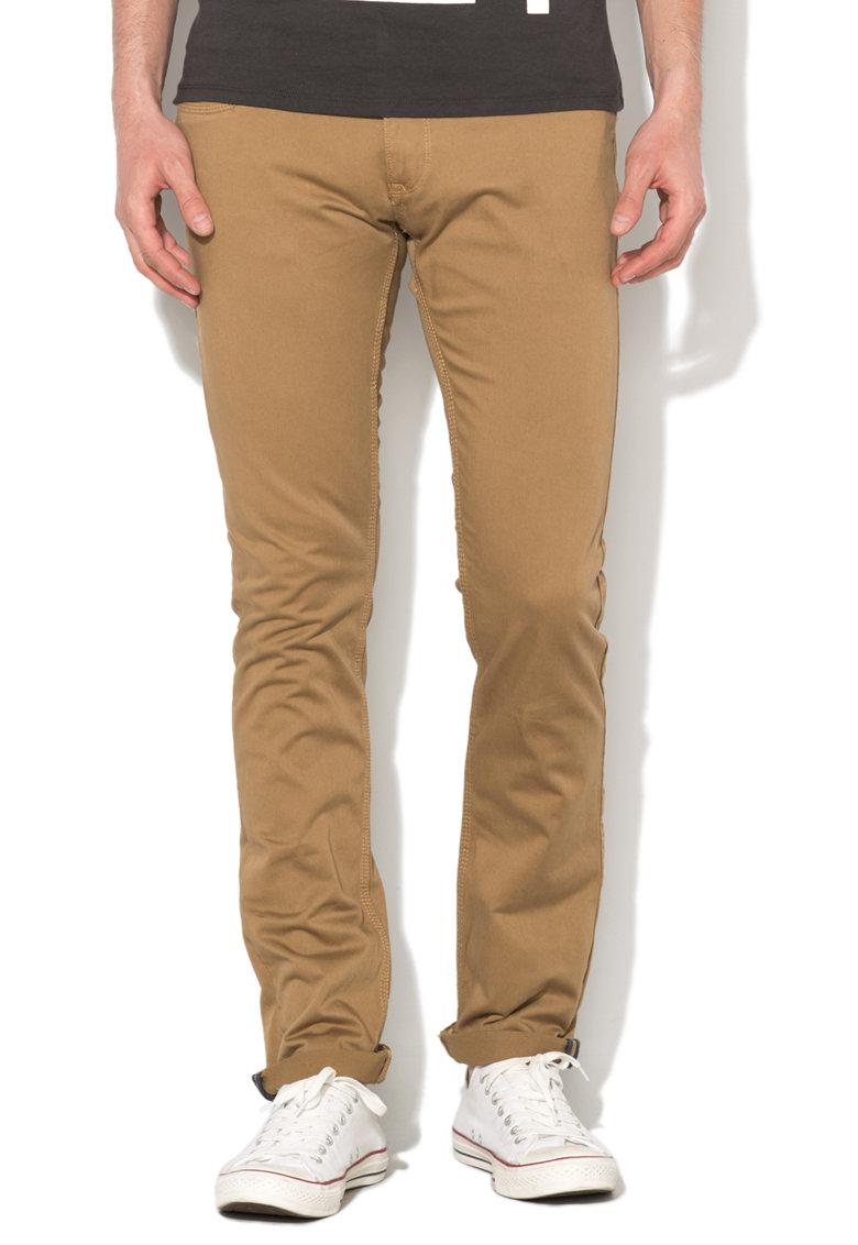 Alcott Pantaloni skinny ocru