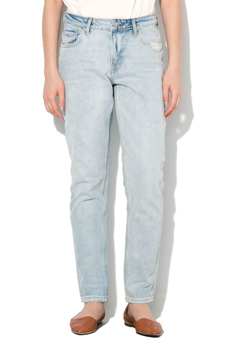 Pepe Jeans London Jeansi drepti bleu regular fit Heidi
