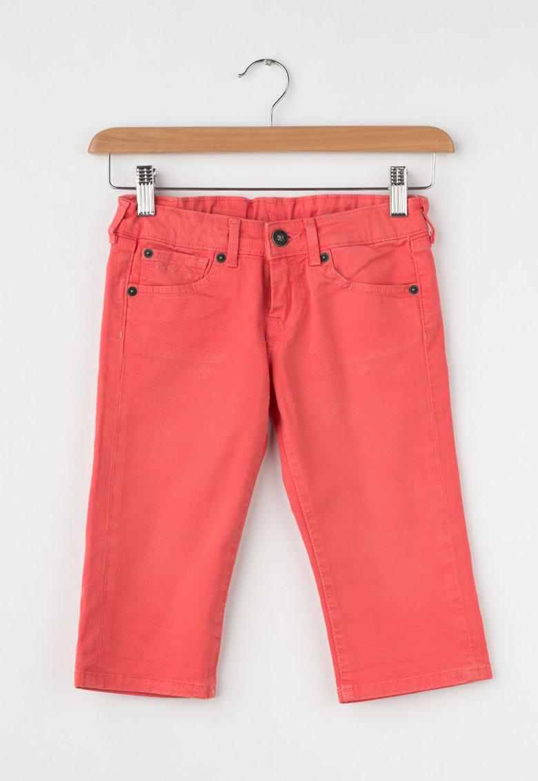 Pepe Jeans London Jeansi crop corai Scarla