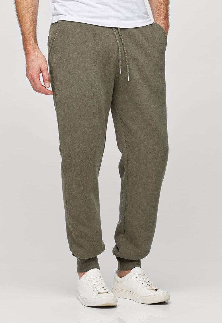 Pantaloni jogger verde oliv de la NEXT
