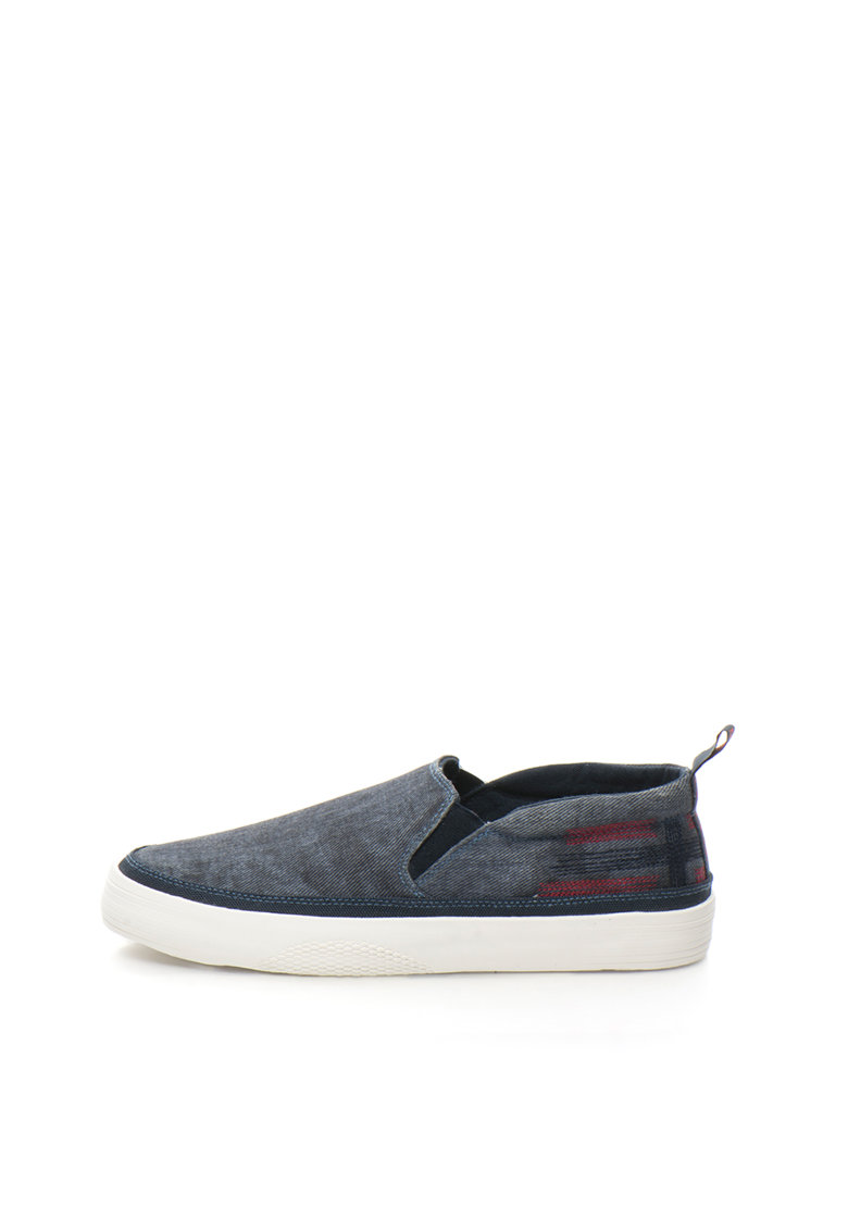 Napapijri Pantofi slip-on bleumarin stins Gobi