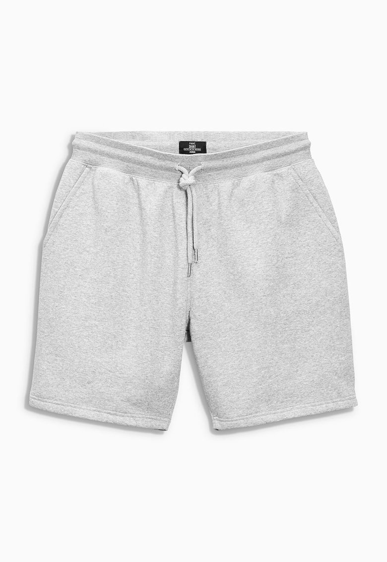 NEXT Pantaloni scurti gri melange