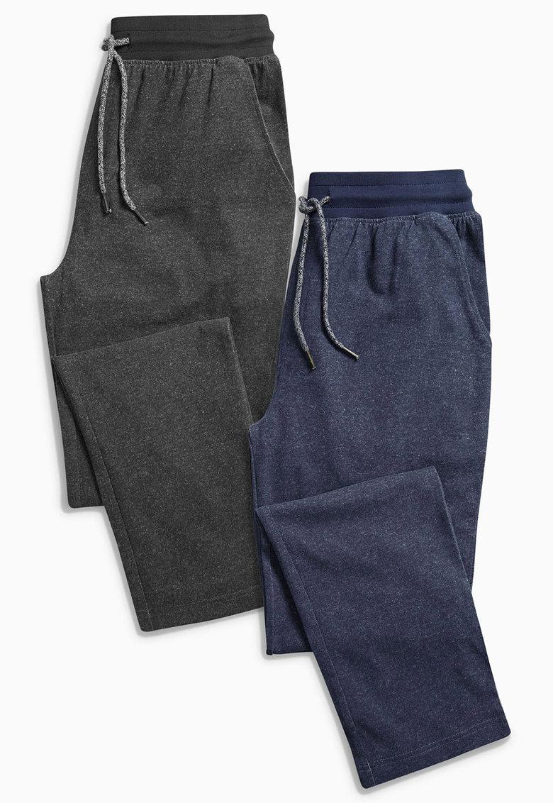 Set de pantaloni sport multicolori - 2 perechi