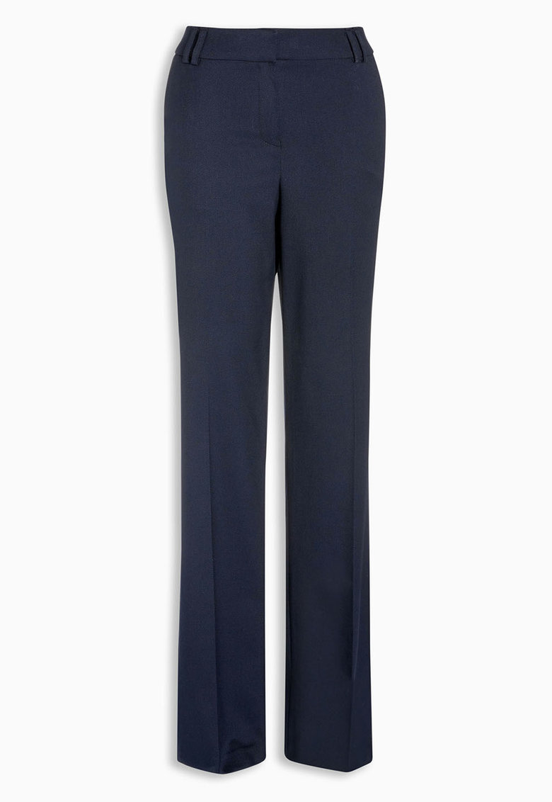 NEXT Pantaloni bleumarin tailored fit