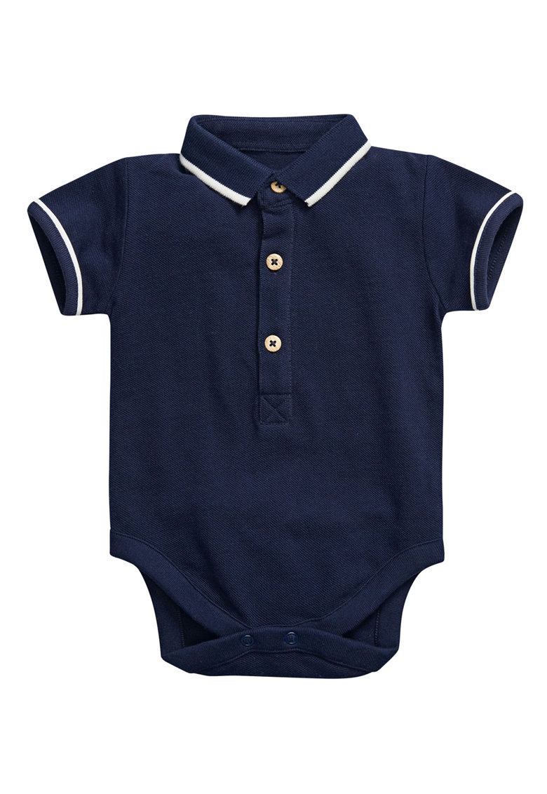 NEXT Body polo bleumarin