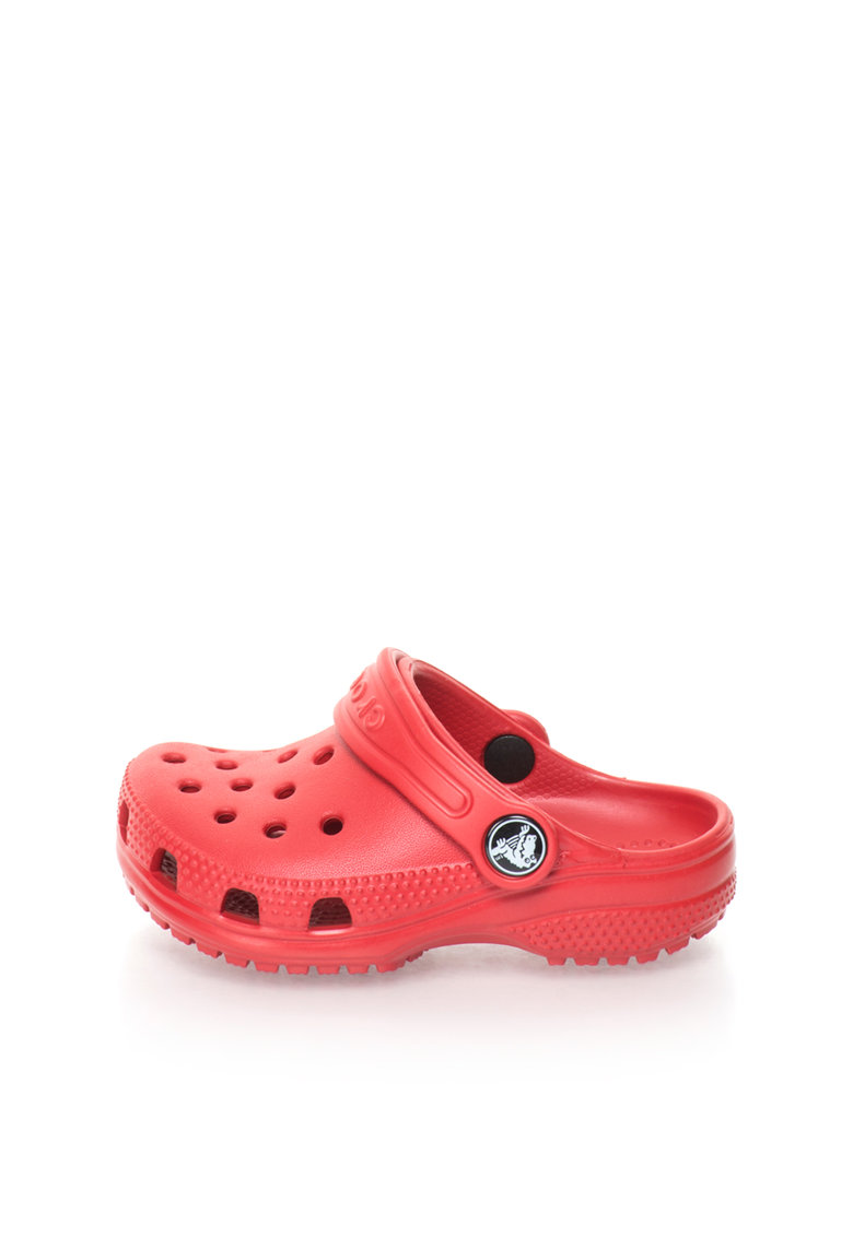 Crocs Saboti slingback rosii Classic