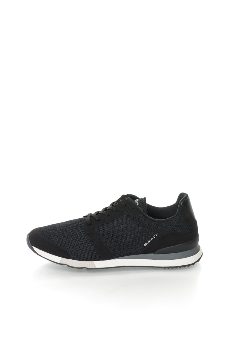 Pantofi sport negri de plasa Russell