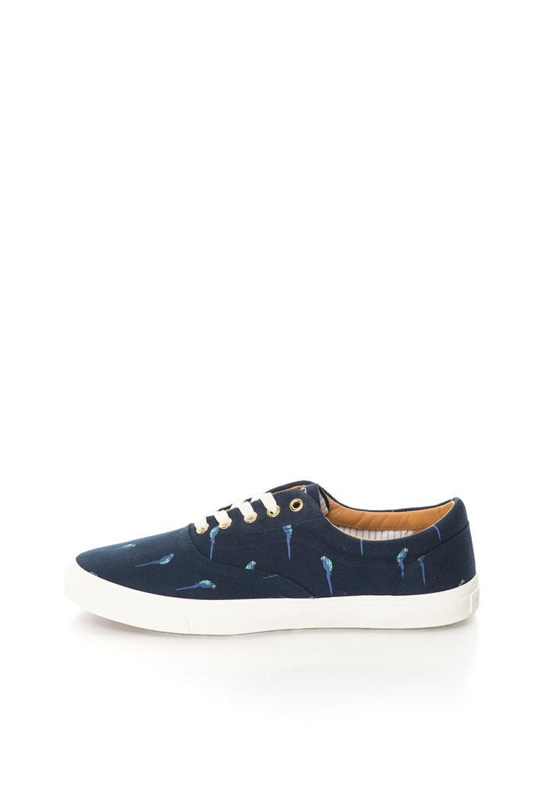 Gant Pantofi sport bleumarin cu imprimeu Hero
