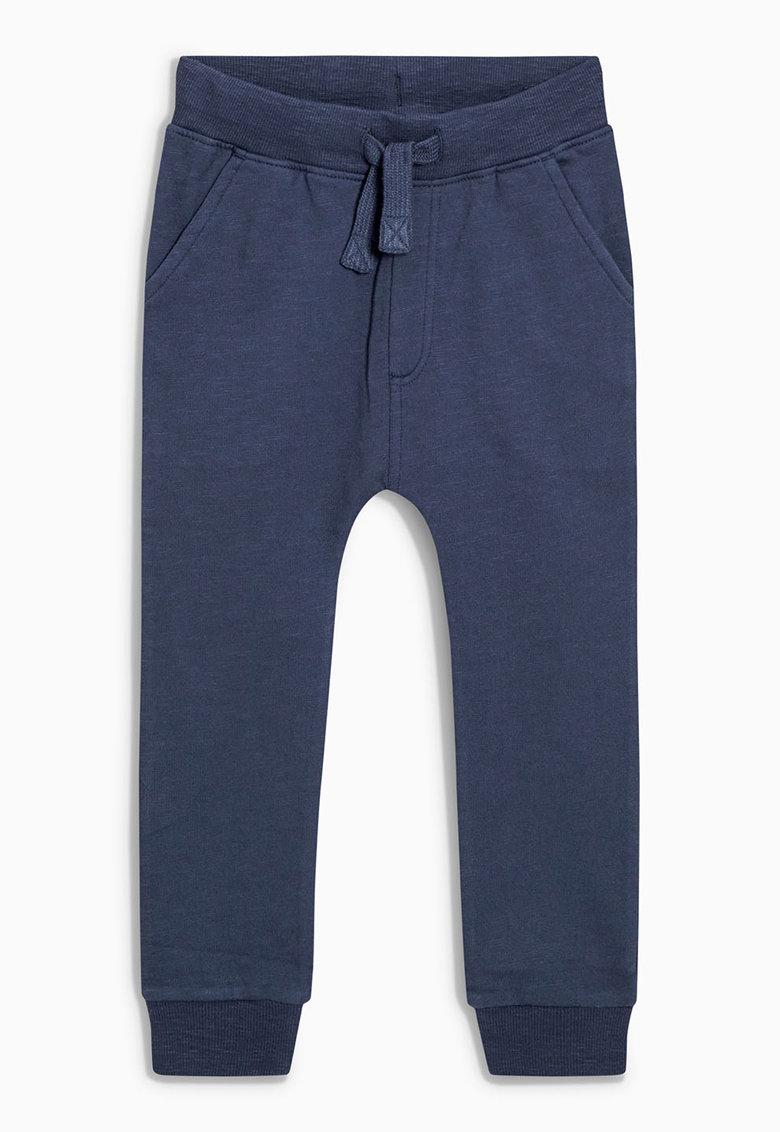 Pantaloni jogger bleumarin de la NEXT