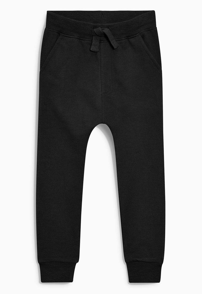 Pantaloni jogger negri