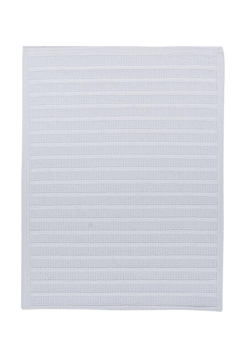 Covoras de baie alb Plus 50X70 de la Sorema