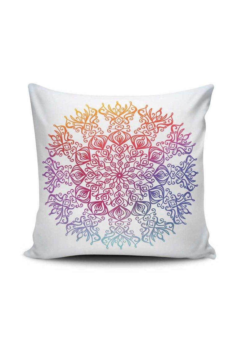 Leunelle Husa multicolora pentru perna decorativa Mandala