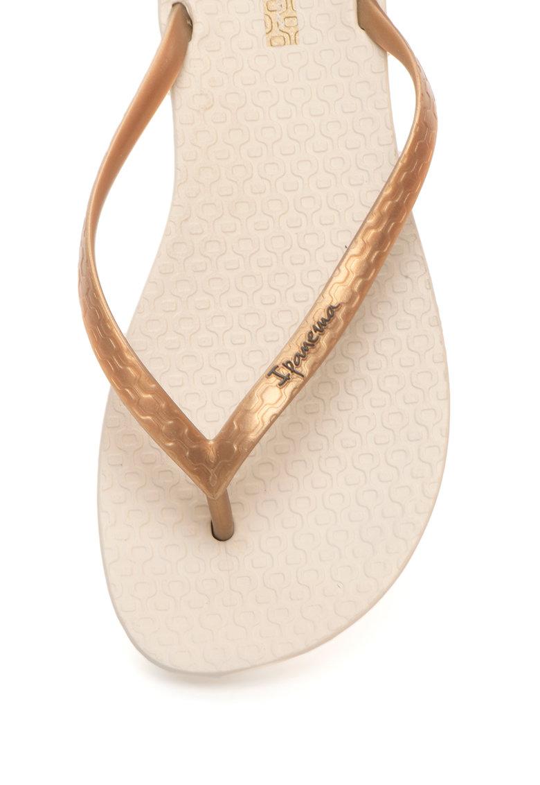 Ipanema Papuci flip-flop cu bareta texturata Wave