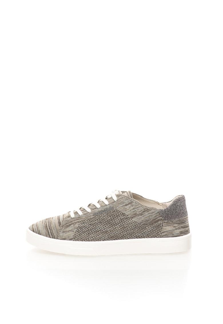 Calvin Klein Pantofi sport gri melange Ilene