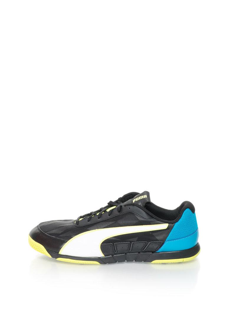 Puma Pantofi sport negru cu alb Nevoa Lite 2.0