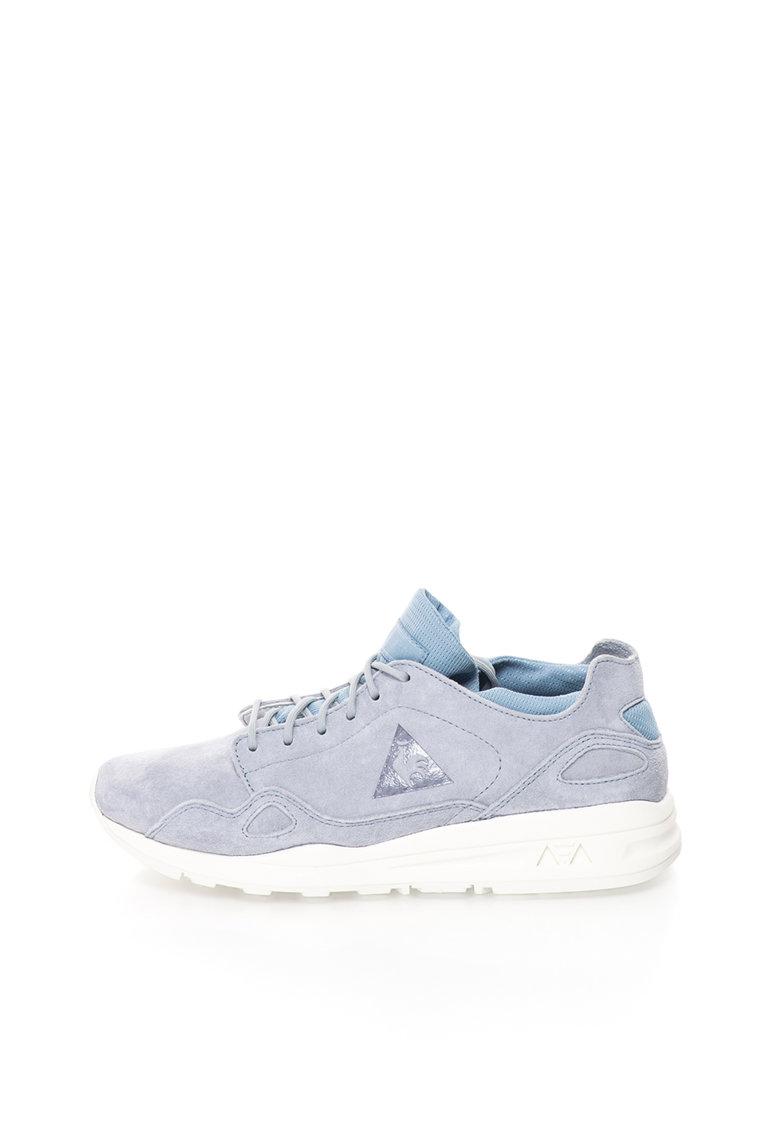 Pantofi sport bleu prafuit de piele intoarsa LCS R Flow