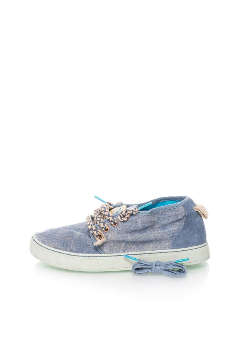 Satorisan Pantofi sport albastri de panza Yasuragi