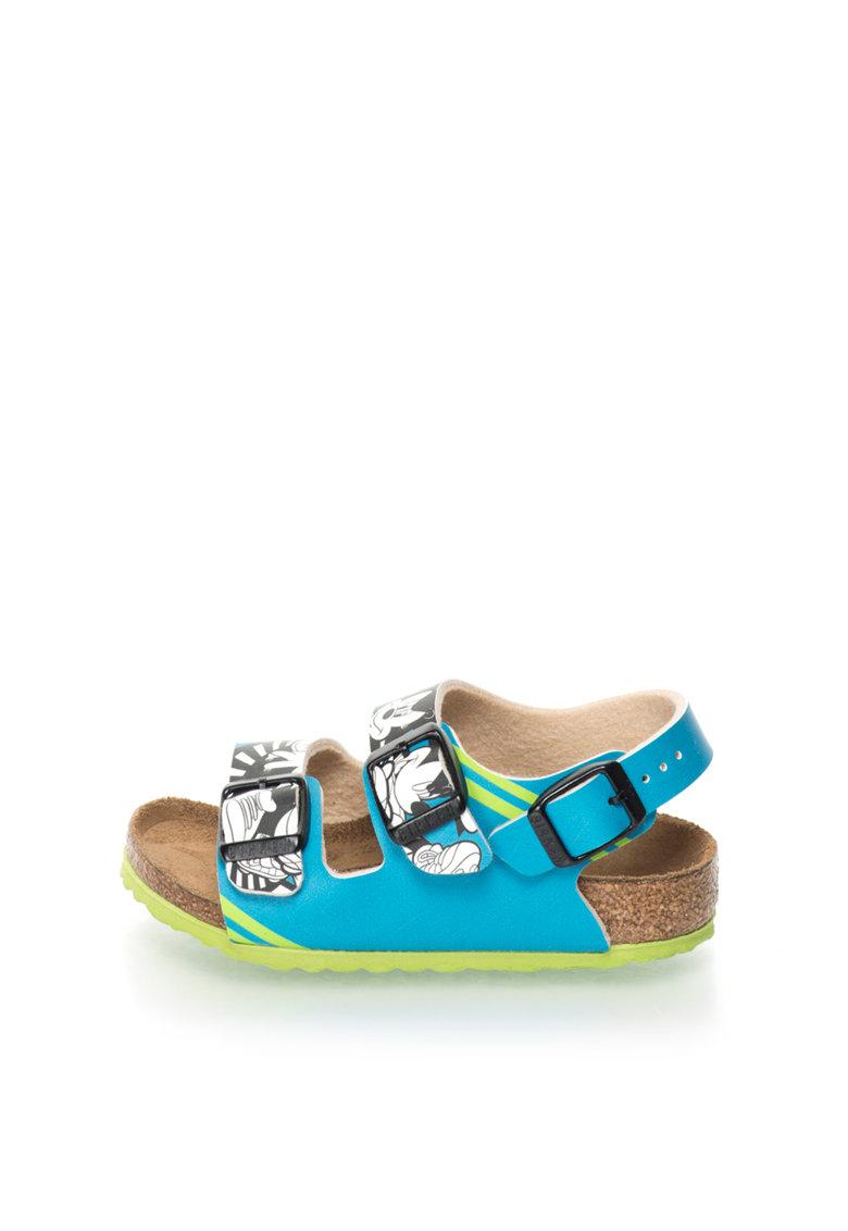 Birkenstock Sandale cu brant ergonomic Sporty Mickey