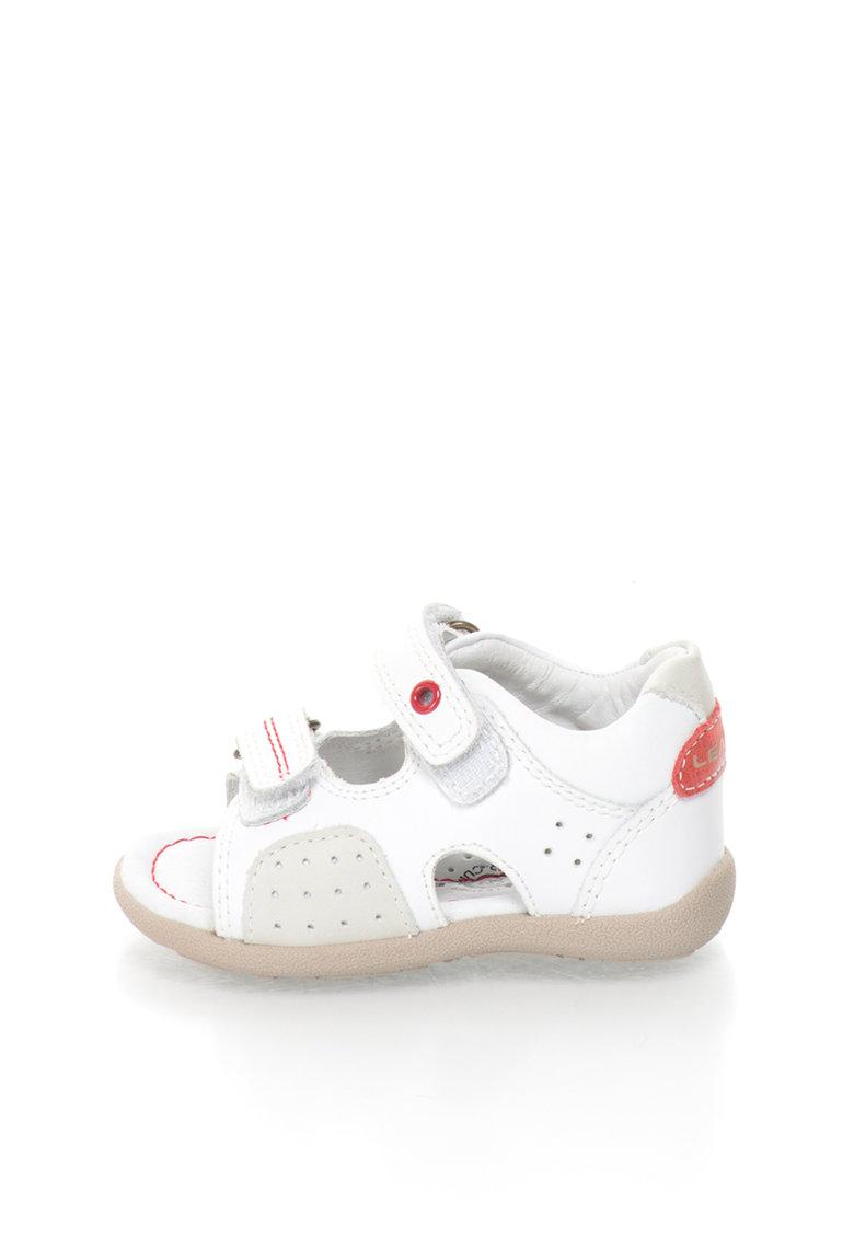 Sandale de piele