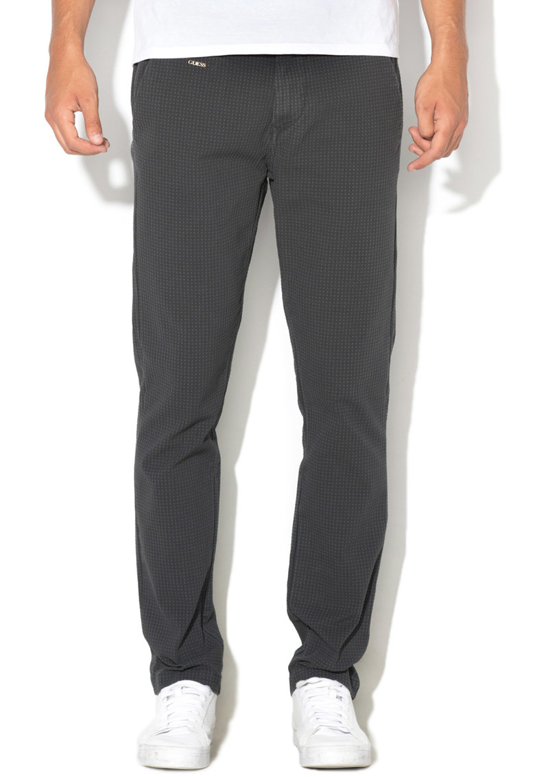 Pantaloni Conici Slim Fit Alain
