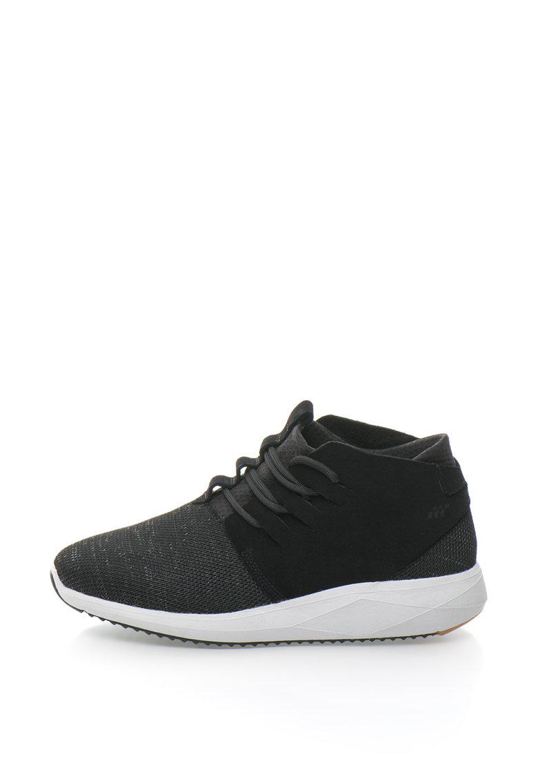Boxfresh Pantofi sport cu garnituri de piele intoarsa Grixcon