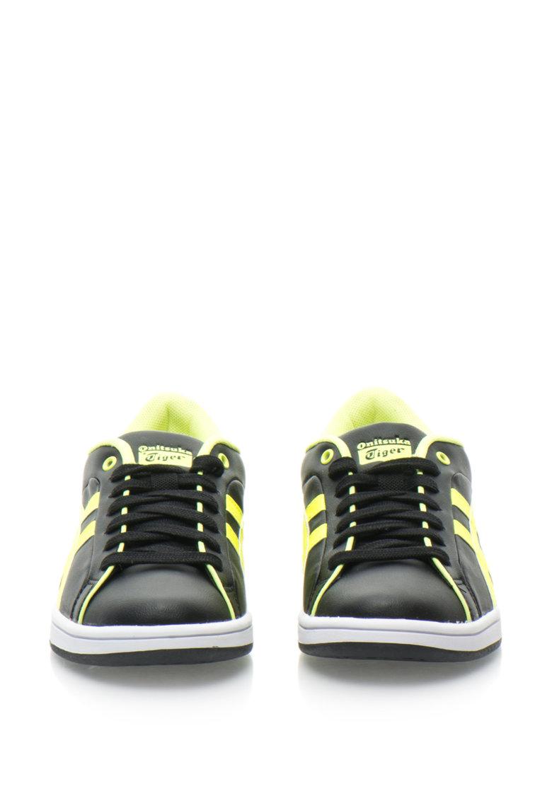 Onitsuka Tiger Asics – Pantofi sport cu grnituri contrastante LARALLY GS