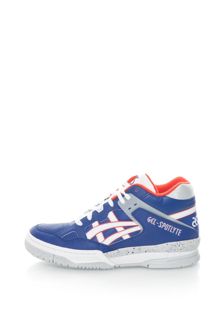 Asics Pantofi sport mid-high cu pete decorative Gel Spotlyte