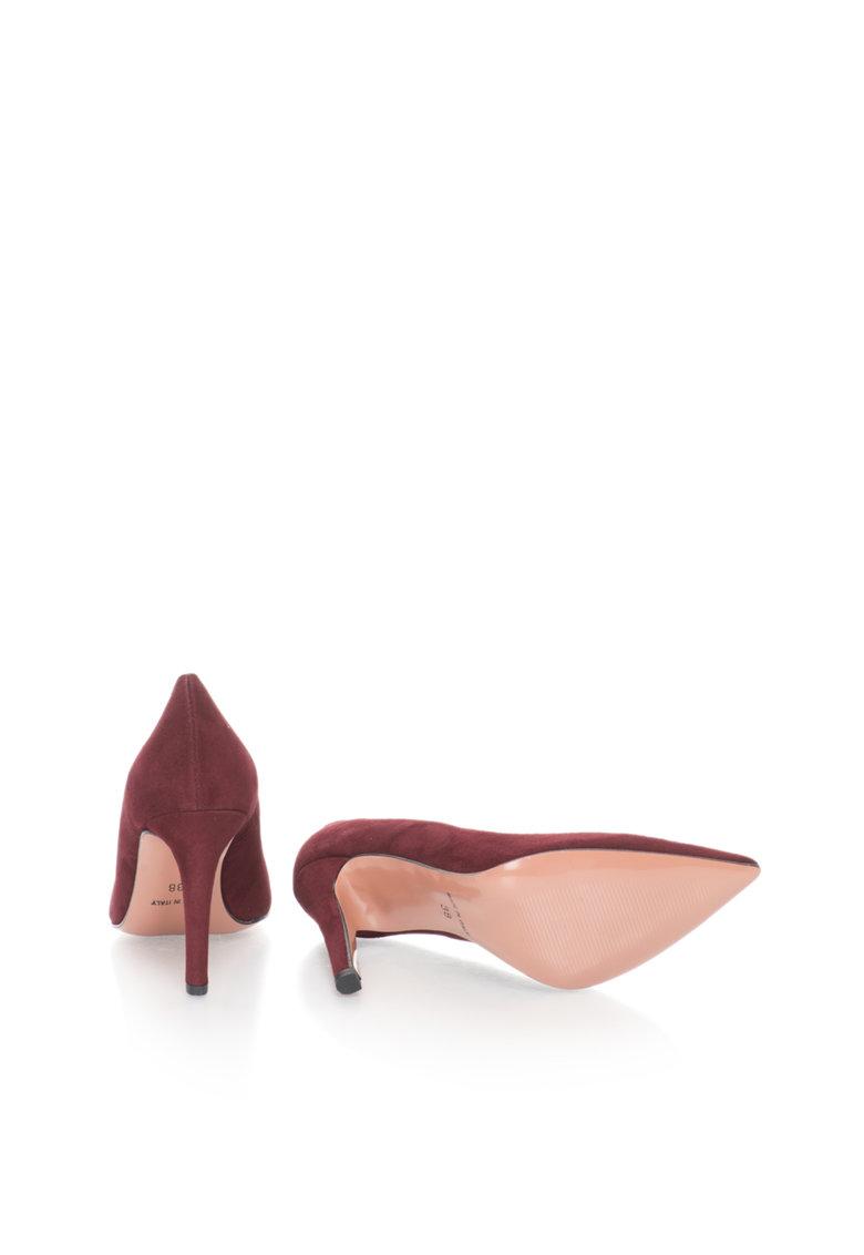 Zee Lane Pantofi stiletto de piele intoarsa cu varf ascutit Anne