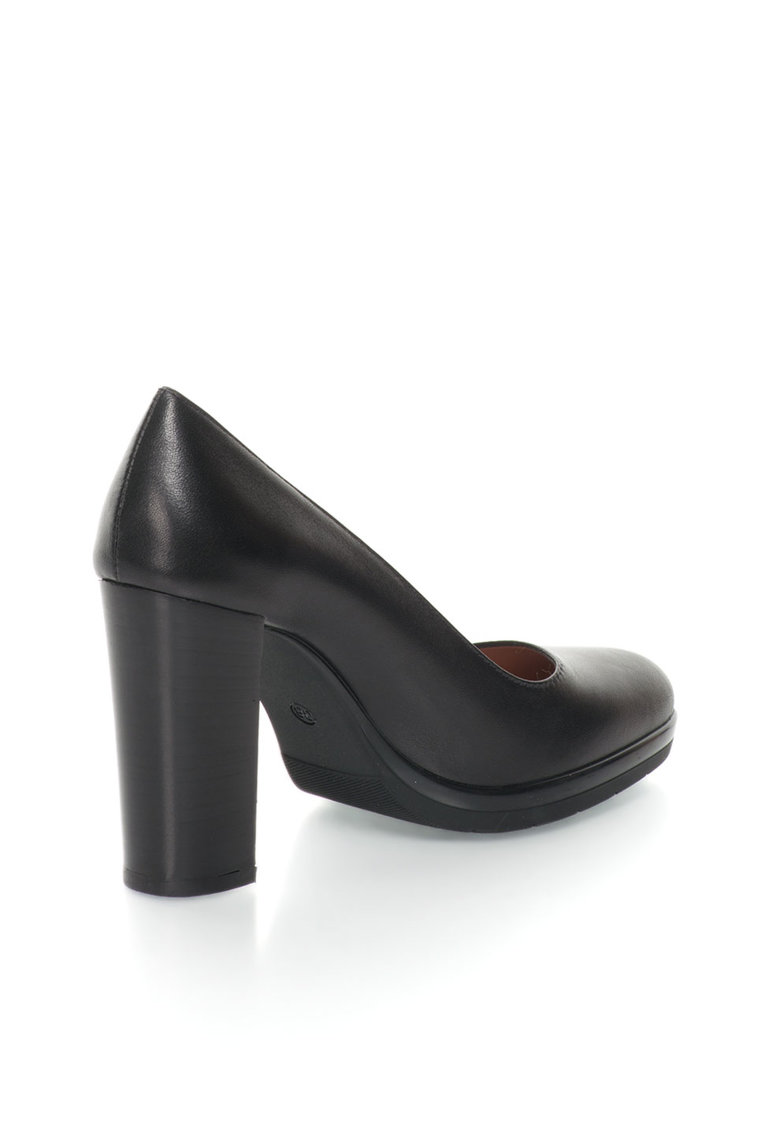 Pantofi clasici cu toc inalt