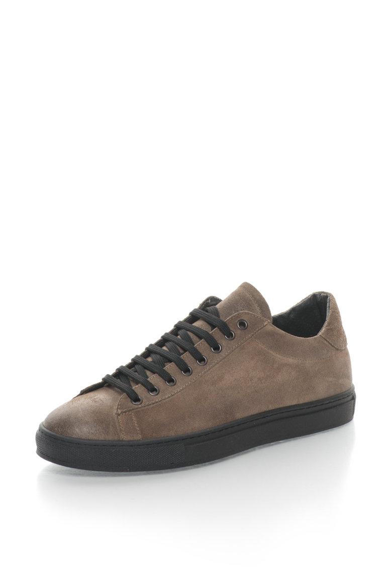 Zee Lane Pantofi casual de piele intoarsa