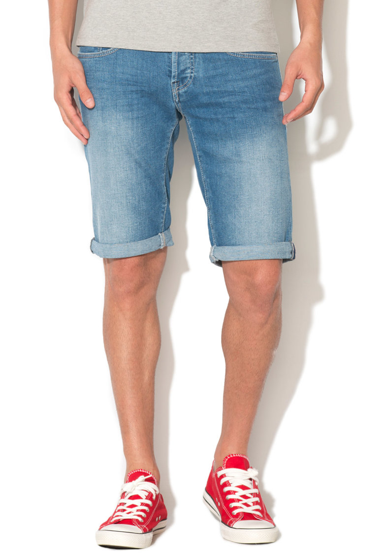 Bermude de denim comfort fit Anders
