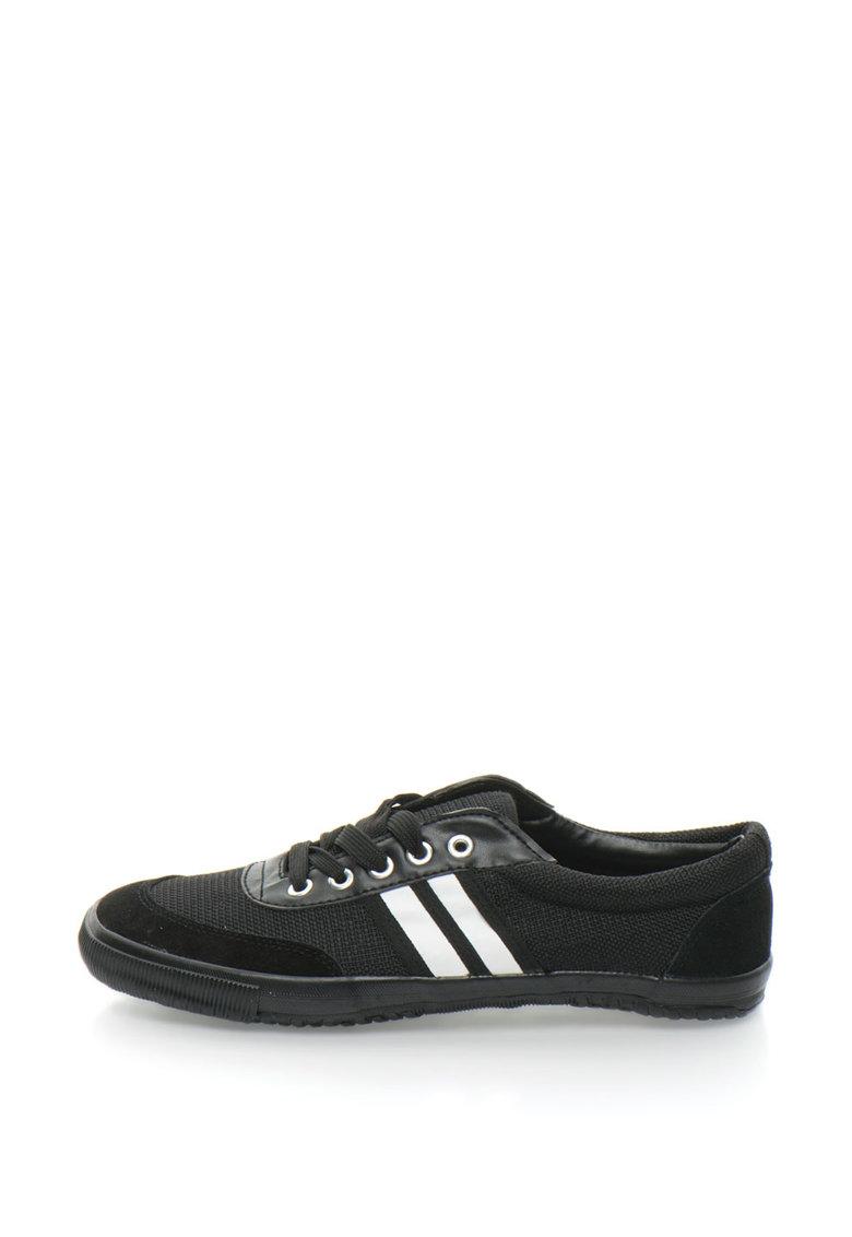 Alcott Pantofi sport cu detalii in dungi