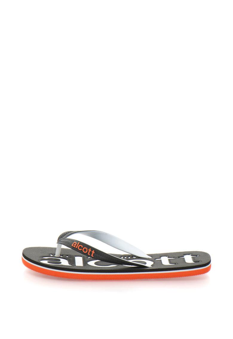 Alcott Papuci flip-flop cu logo