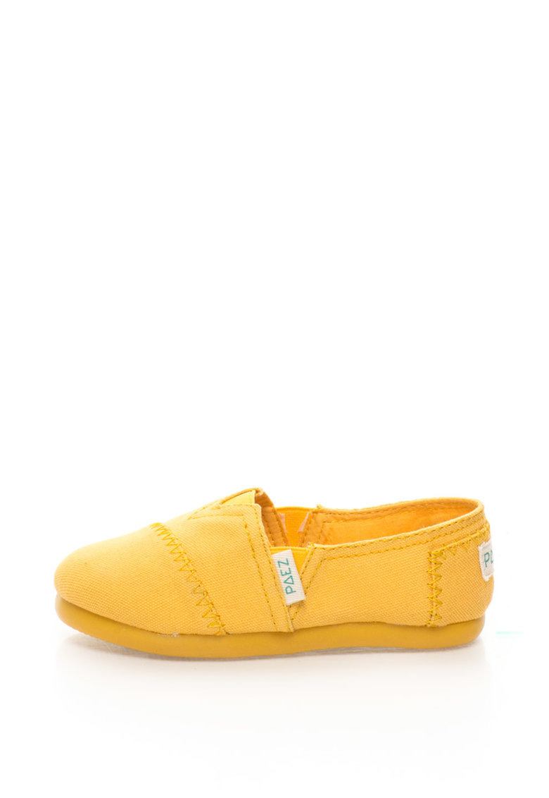 Pantofi slip-on Block de la Paez – 1730501K30-YELLOW