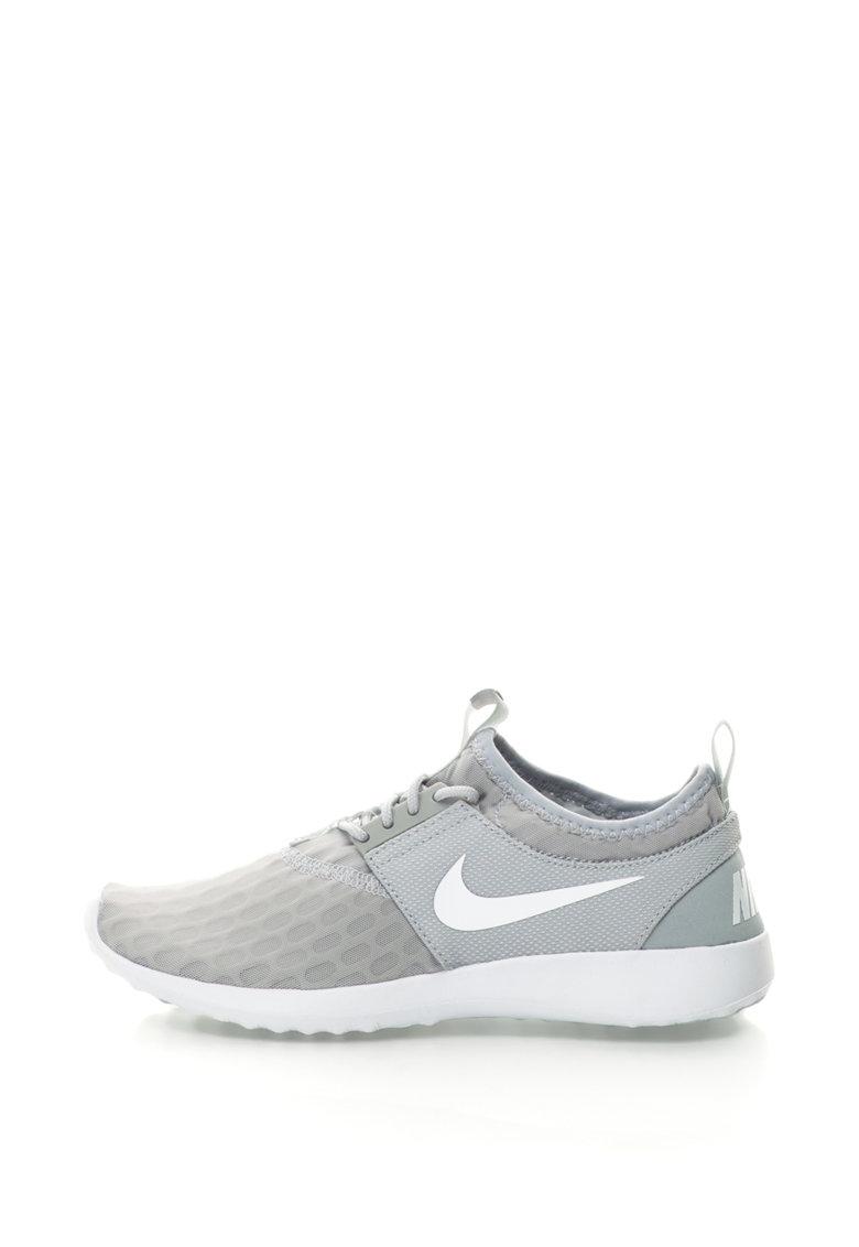 Pantofi sport slip-on cu garnituri de plasa Juvenate Nike