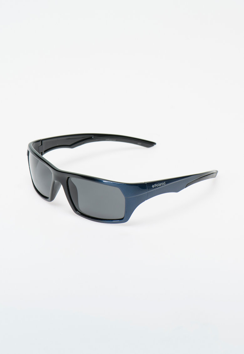 Ochelari de soare dreptunghiulari – cu lentile polarizate de la Polaroid