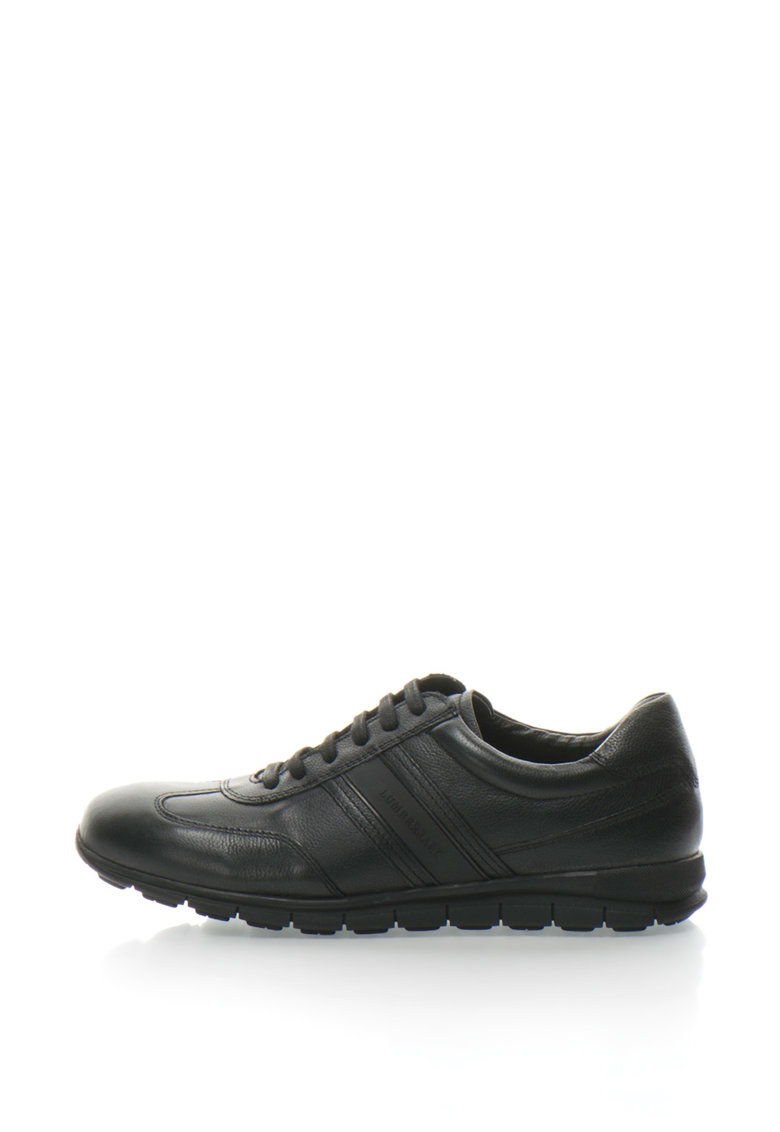 Pantofi de piele Parker de la Lumberjack