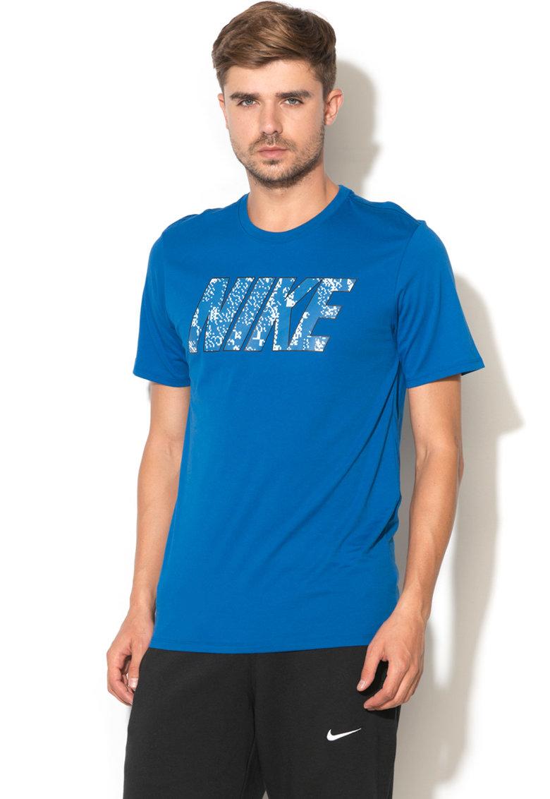 Nike Tricou athletic cut cu text