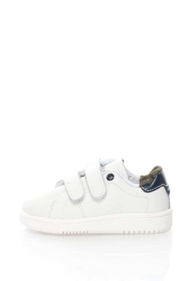 Pepe Jeans Pantofi sport de piele Brompton