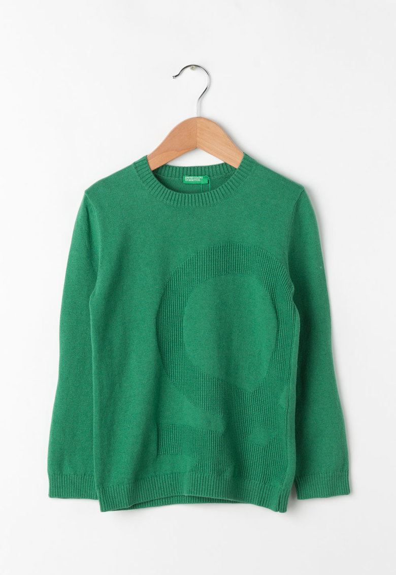 United Colors Of Benetton Pulover tricotat fin