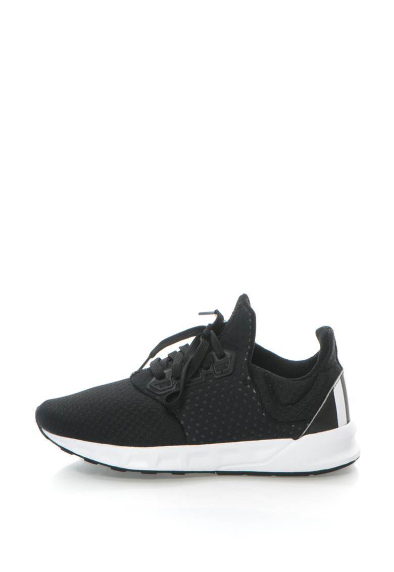 adidas Pantofi sport cu aspect texturat Falcon Elite 5 – Negru